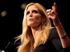 coulter dismisses chris christie at cpac