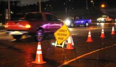 5 Arrests Made at Oceanside DUI Checkpoint